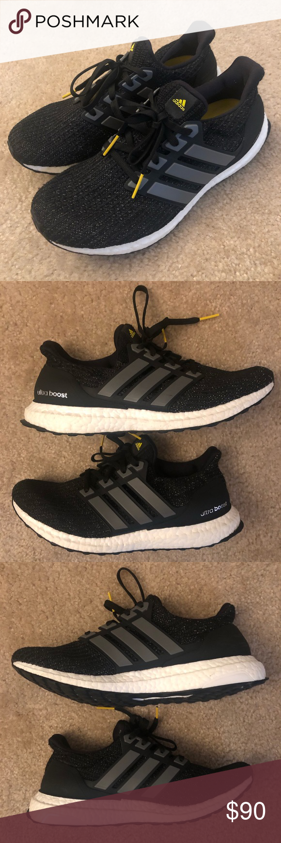 4c3024340c6 adidas Ultra Boost 4.0 LTD 3M 5th Anniversary Authentic without OG box US  Men s 8.5 Condition