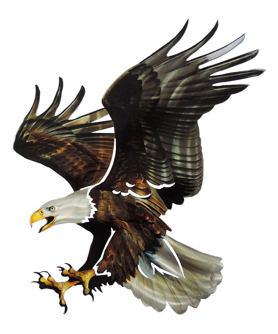 3 D Flying Eagle Wall Art Eagle Metal Wall Art Eagle Wall Art 3d Metal Wall Art