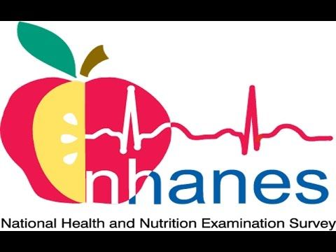 The National Health And Nutrition Examination Survey Is A Popular