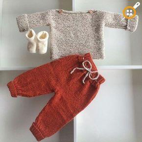 Erkek Bebek Örgü Pantolon Modelleri – Bebek Pantolonu Örgü Modelleri