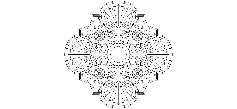 Dwg Adı : Autocad cnc motifi  İndirme Linki : http://www.dwgindir.com/puanli/puanli-2-boyutlu-dwgler/puanli-cesitli-dwgler/autocad-cnc-motifi.html