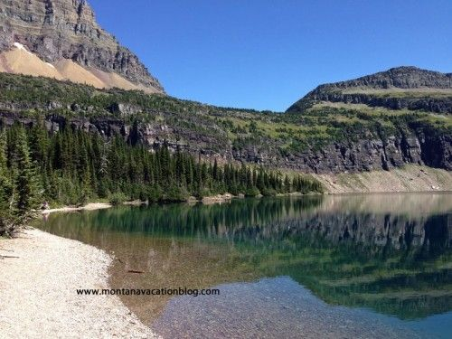 The hike to Hidden Lake has to be one of the best and prettiest hikes in Glacier…