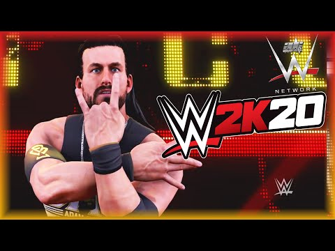 Wwe 2k Released The Adam Cole Entrance First Look Trailer Yesterday My Thoughts On This Trailer Remain The Same From My Impressions Of Adam Cole Wwe Wwe Game