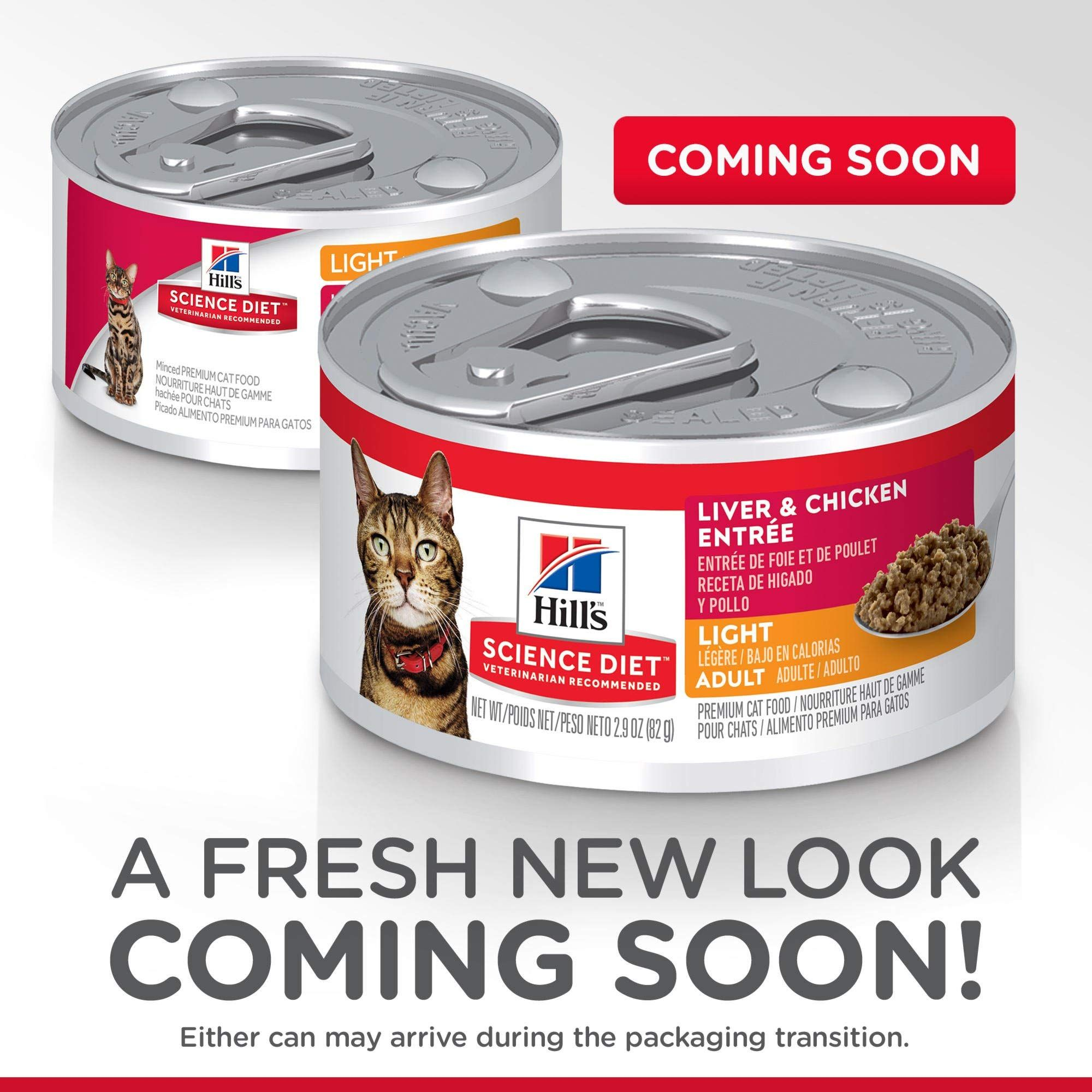 Hills Science Diet Chicken Entree In 2020 Hills Science Diet Fish Entrees Canned Cat Food