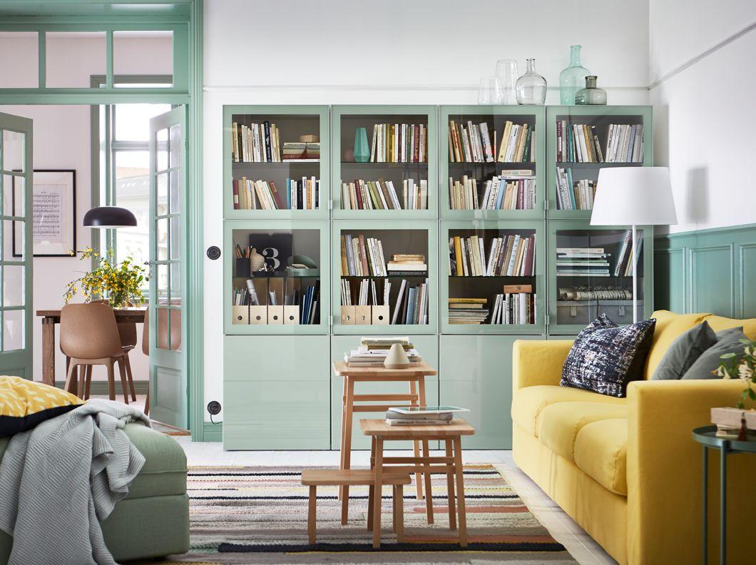Möbel & Einrichtungsideen für dein Zuhause | Ikea wohnzimmer ...