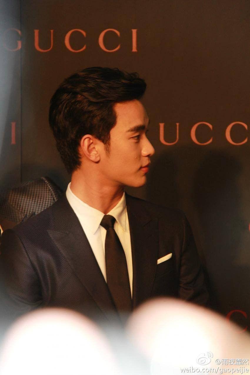 Gucci Charity Event 140408 #KimSooHyun #김수현