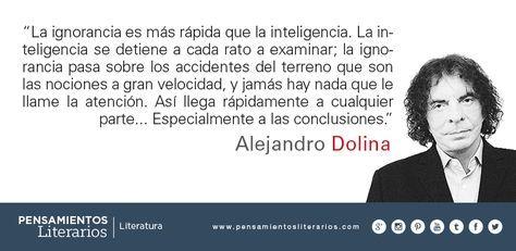 Alejandro Dolina Sobre La Ignorancia Y Sobre La
