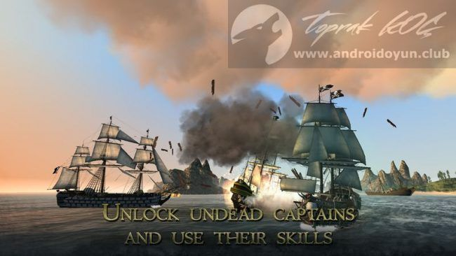 The Pirate Plague Of The Dead V2 1 1 Mod Apk Money Games Oyun
