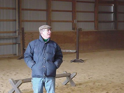 Relaxation Horsemanship by Guest Blogger, Bob Wood