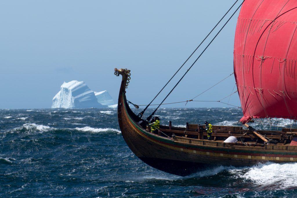 The beauty of the dragon draken harald hrfagre viking longships the beauty of the dragon draken harald hrfagre ccuart Images