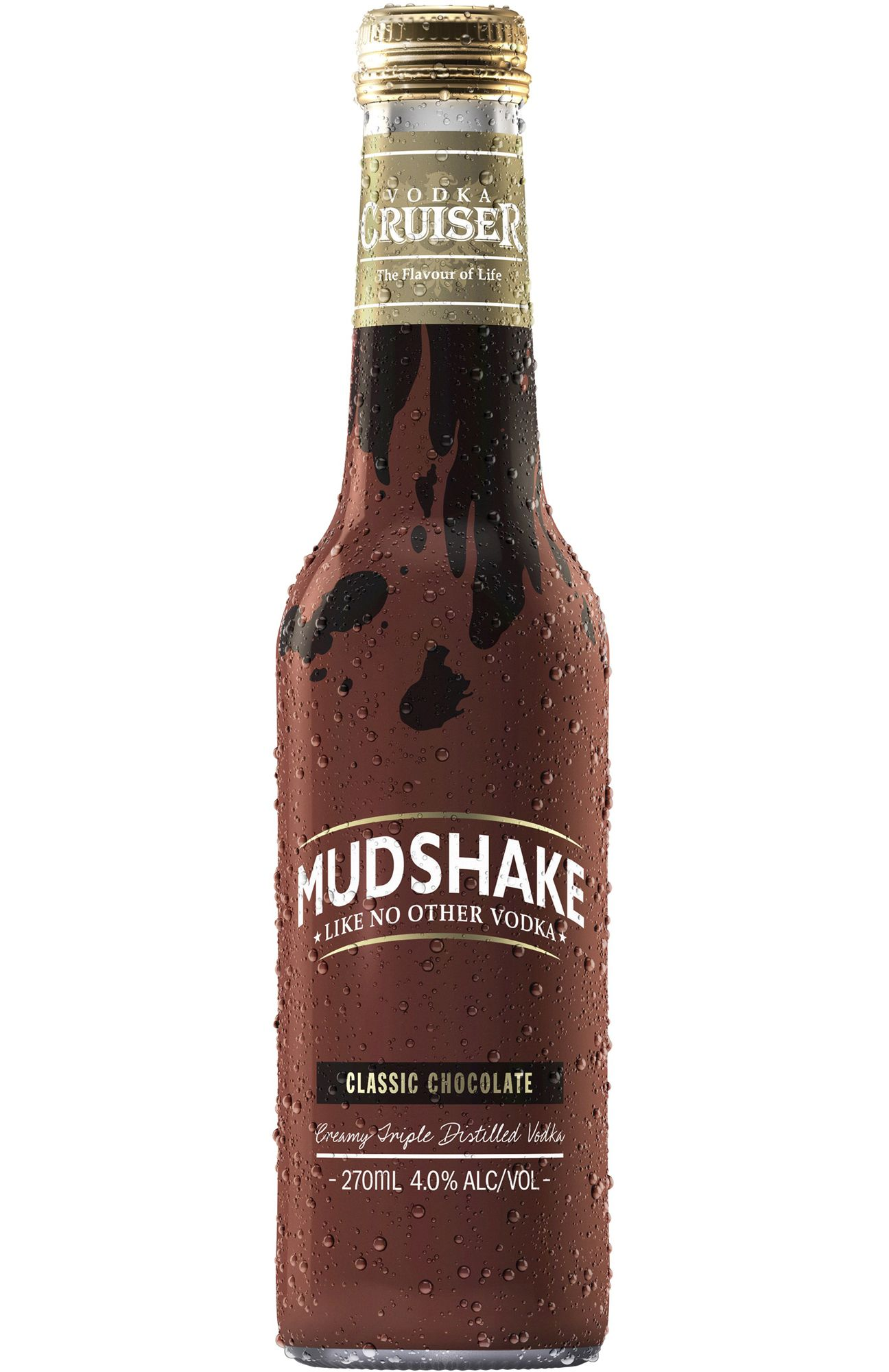 Vodka Cruiser Mudshake Chocolate 270m | spirits | Pinterest ...