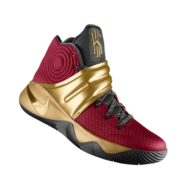 Kyrie 2 iD Men's Basketball Shoe #6 | Sapatilhas nike, Tenis