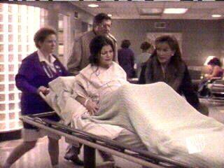 Lorelai in labor