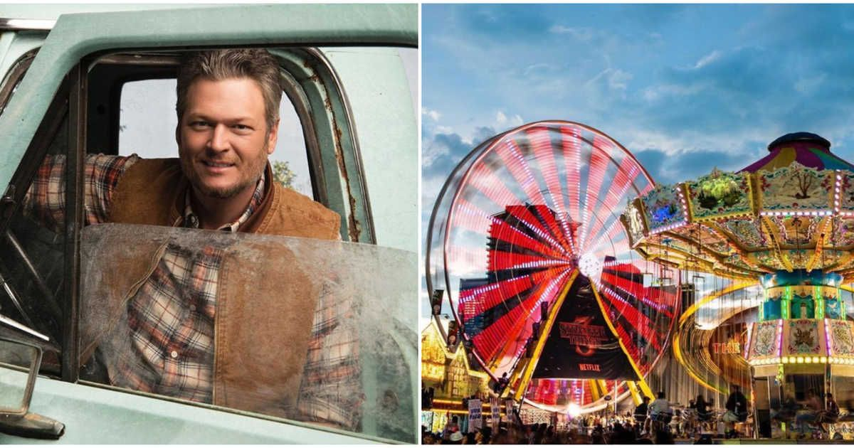 Dust Off Your Cowboy Boots Because Blake Shelton Is