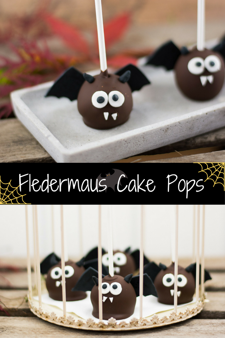 Photo of Dracula Bats – or – The cutest Halloween Cake Pops