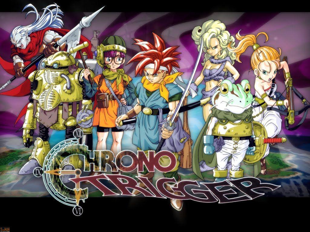 Top 2 Nintendo Ds Chrono Trigger Square Enix 2005 Valoracion 92 Gatillo Del Tiempo Chrono Trigger Freaking Hilarious Free Android Games