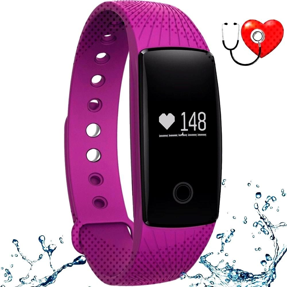#электроника #бытовая #pedometer #wristband #bracelet #kencool #android #tracker #fitness #monitor ....