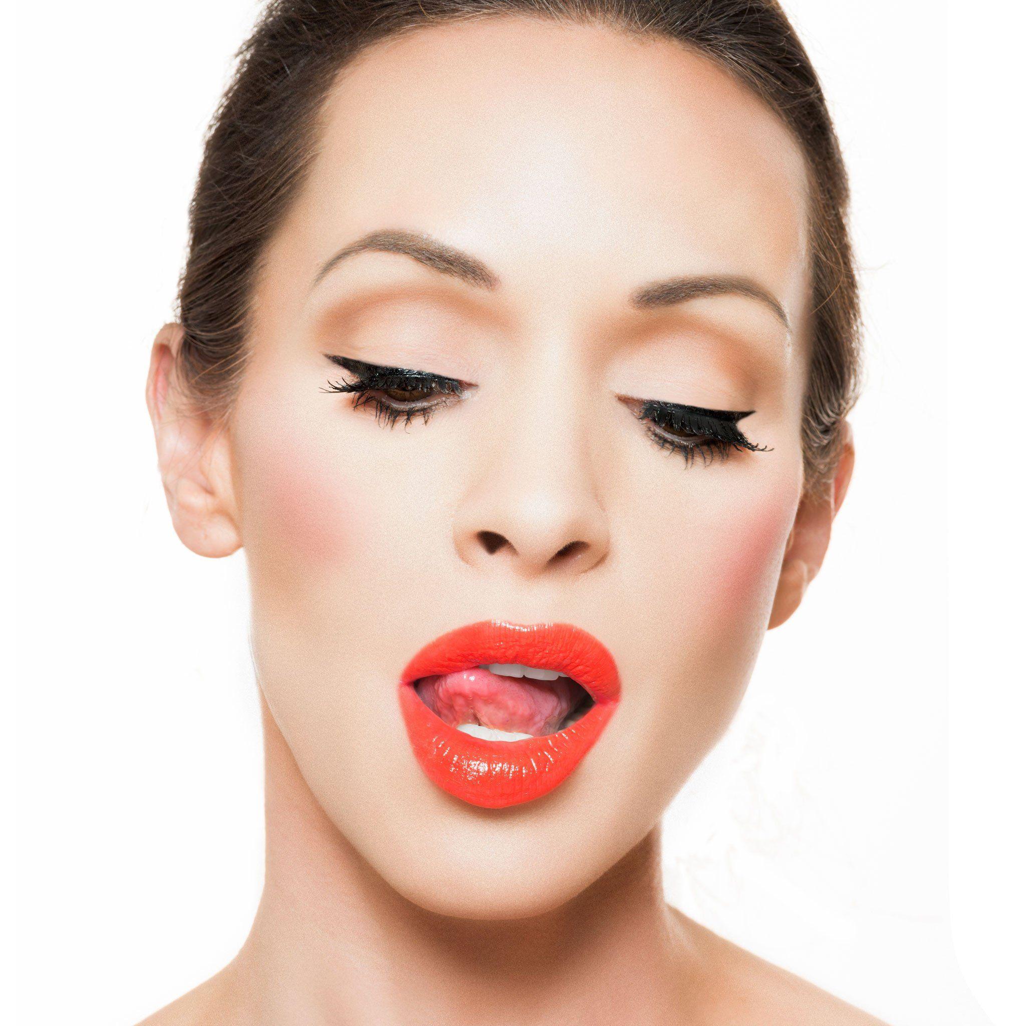Stilettos Bright Red Lipstick Lipstick Collection Lipstick
