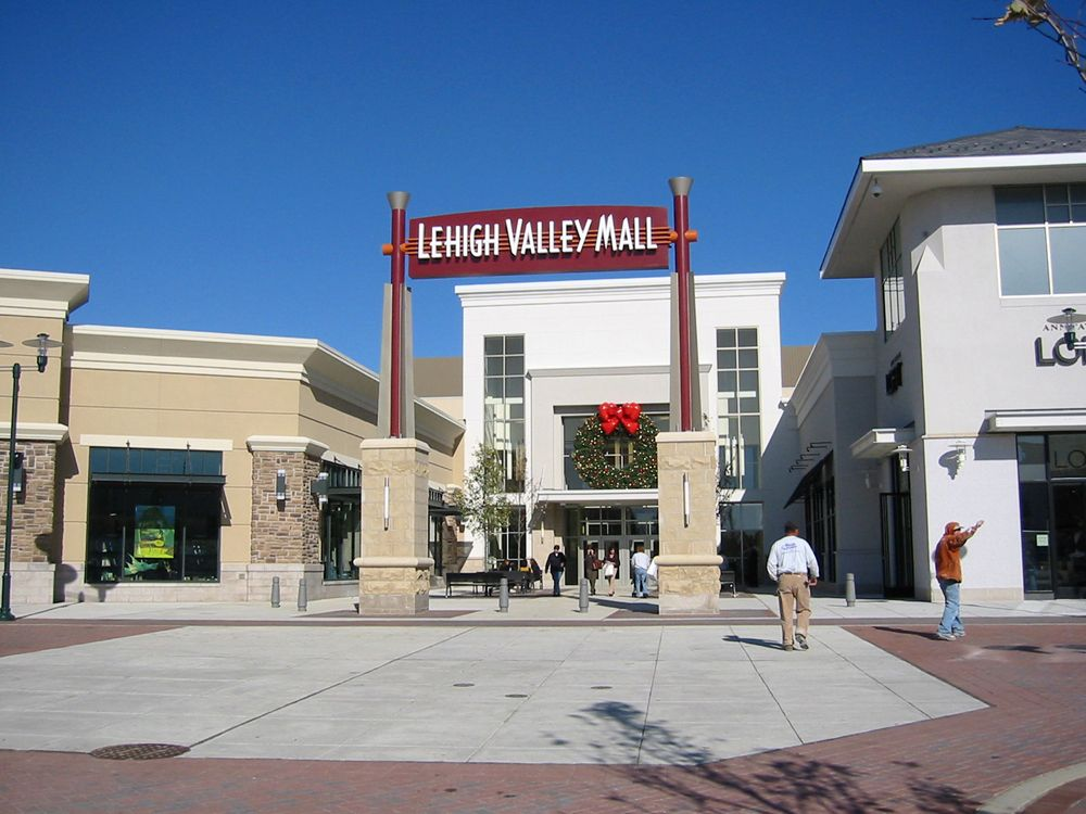 Lehigh Valley Mall With Images Lehigh Valley Lehigh Mall