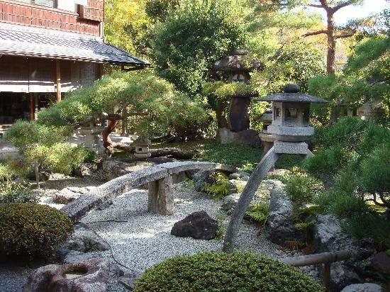 traditional japanese garden ideas - Landscape Design Japanese Garden