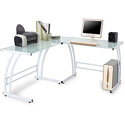 Online Shopping Bedding Furniture Electronics Jewelry Clothing More Glass Desk Office Glass Computer Desks Workstation