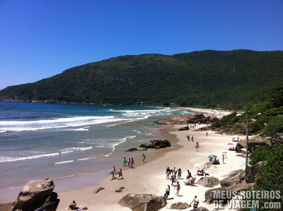 Praia do Matadeiro - Floripa