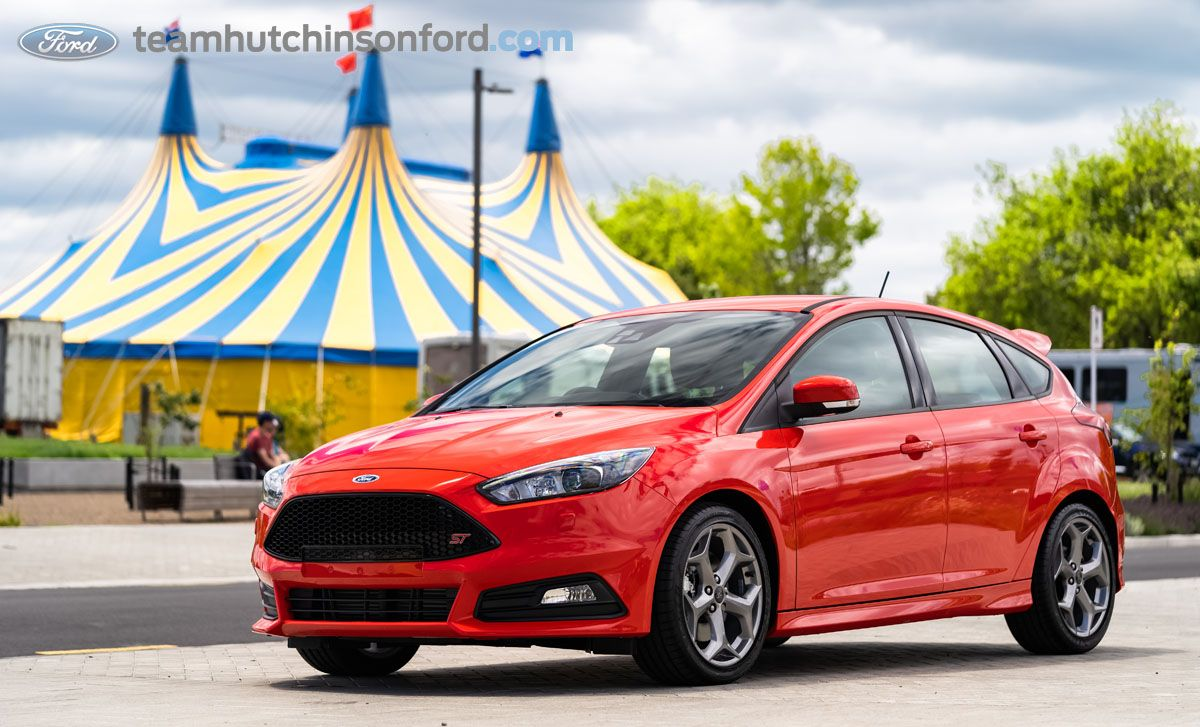 Ford Focus St 2 0 Ecoboost Turbo 2019 Ford Focus Ford Focus St Car Ford