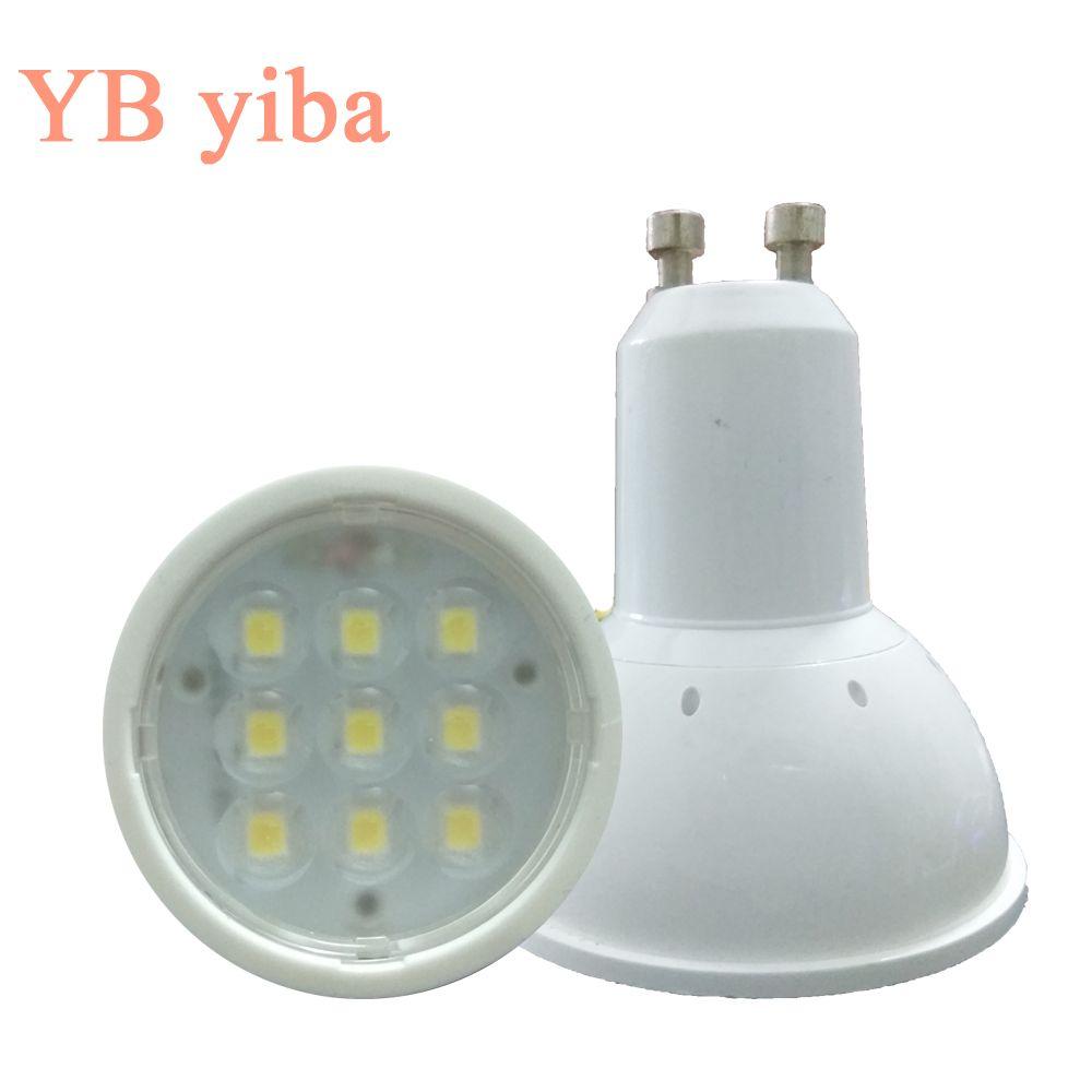 LED Lamp E27 MR16 GU5.3 GU10 Lampada Led light 220v Bombillas LED ...