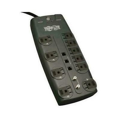 Ebay Link Ad Tripp Lite 10 Outlet Surge Protector Power Strip 8ft Cord Right Angle Plug In 2020 Tripp Lite Surge Protector Power Strip