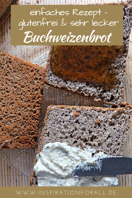 Photo of Buchweizenbrot backen – einfaches glutenfreies Rezept
