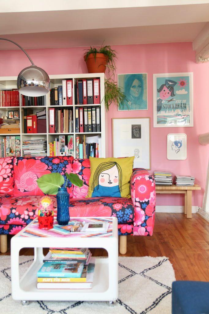 Wohnzimmerwand Make-Over | My home is my horst | Koti | Pinterest ...