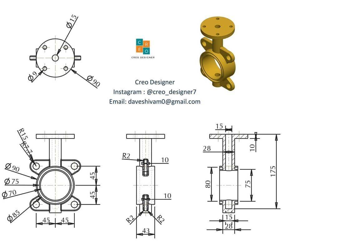Creounity Creo7 Yocreo Yotecreo Solidworkseducation Biomechanical Mechanics Aircraftmech In 2020 Mechanical Engineering Design Autocad Drawing Character Design