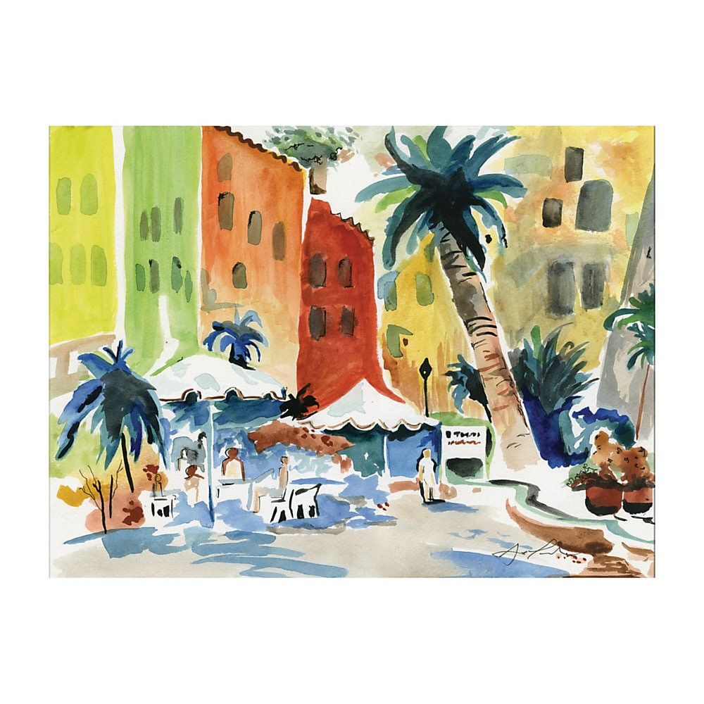 Art1st Heavyweight Watercolor Paper 90 Lb White Pack Of 50