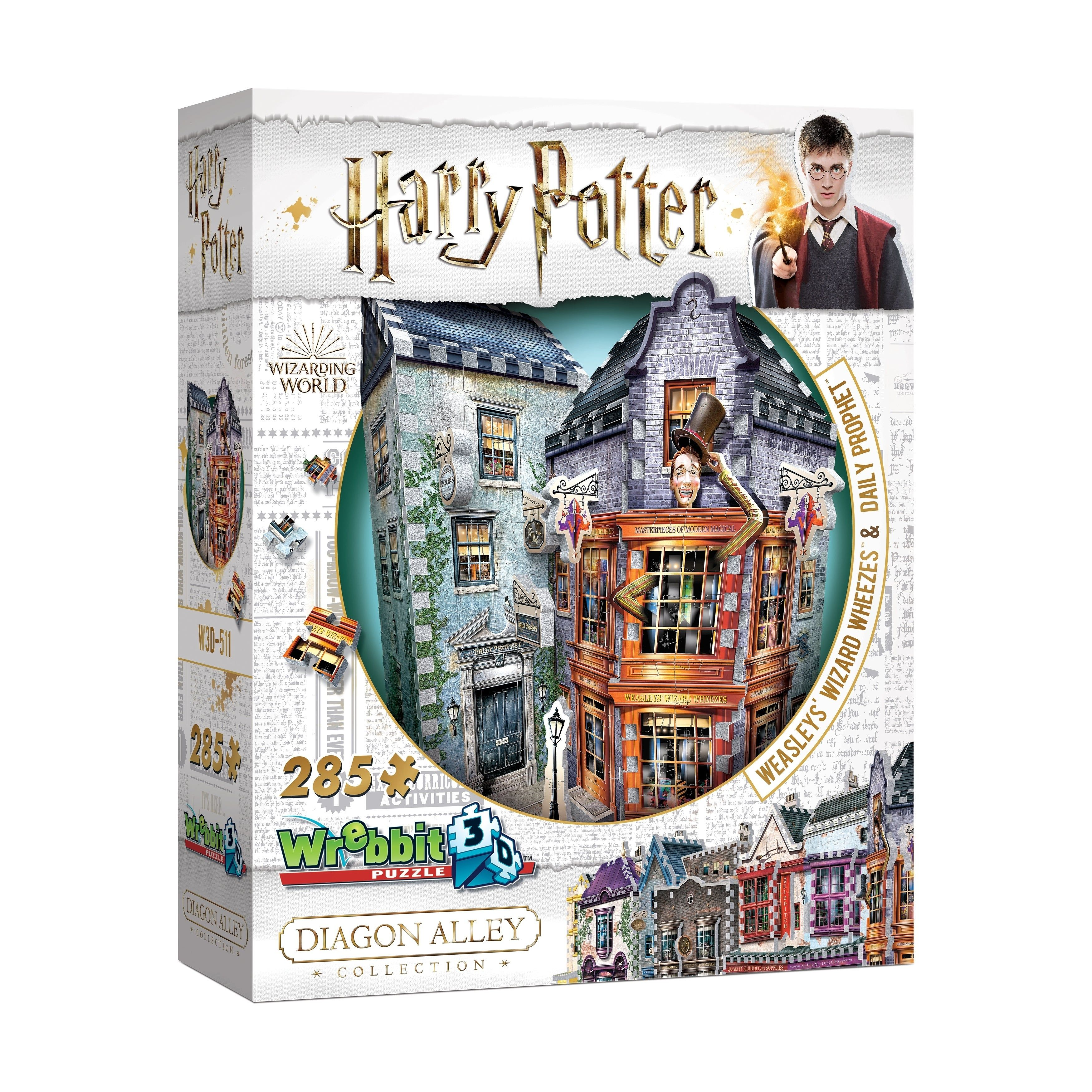 Overstock Com Online Shopping Bedding Furniture Electronics Jewelry Clothing More Harry Potter Puzzle Harry Potter Diagon Alley Weasley Wizard Wheezes