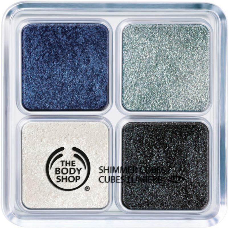 The Body Shop Shimmer Cubes Palette 20