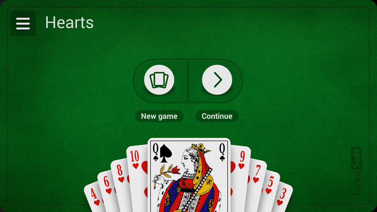 Pin by Play Free Online 32 on Gaming Hearts card game