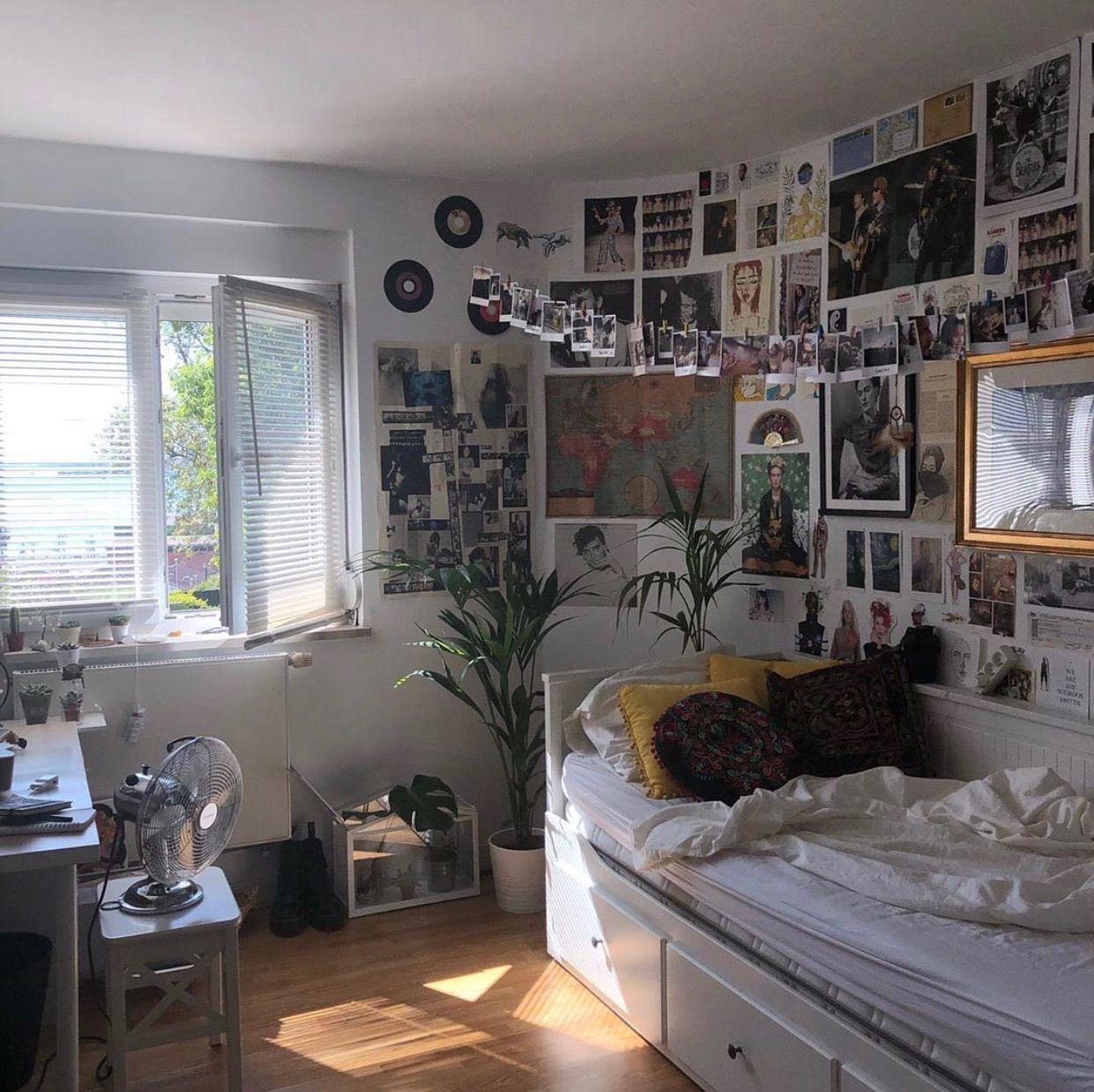 November 21 2019 At 06 51am In 2020 Retro Bedrooms Aesthetic Bedroom Room Inspo
