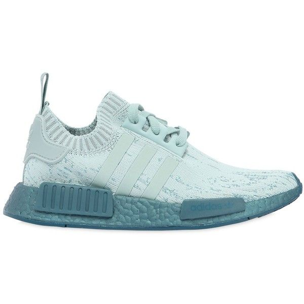 adidas originals frauen nmd r1 pk stretch - mesh - turnschuhe (250