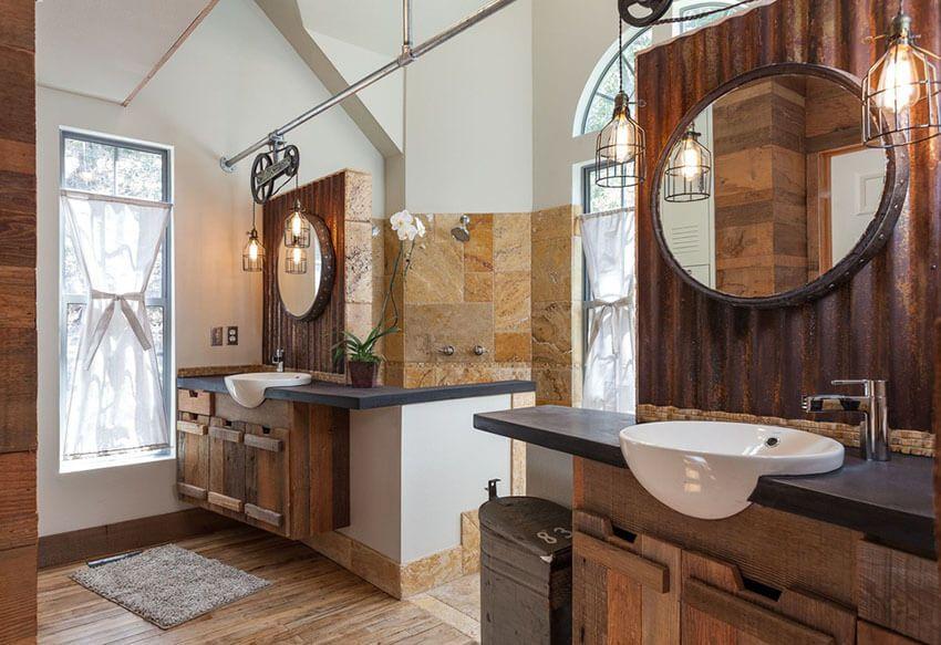 21 Bathroom Pendant Lighting Design Ideas Bathroom Pendant Lighting Bathroom Pendant Rustic Master Bathroom