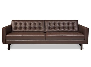 Superb American Leather : Parker Sofa