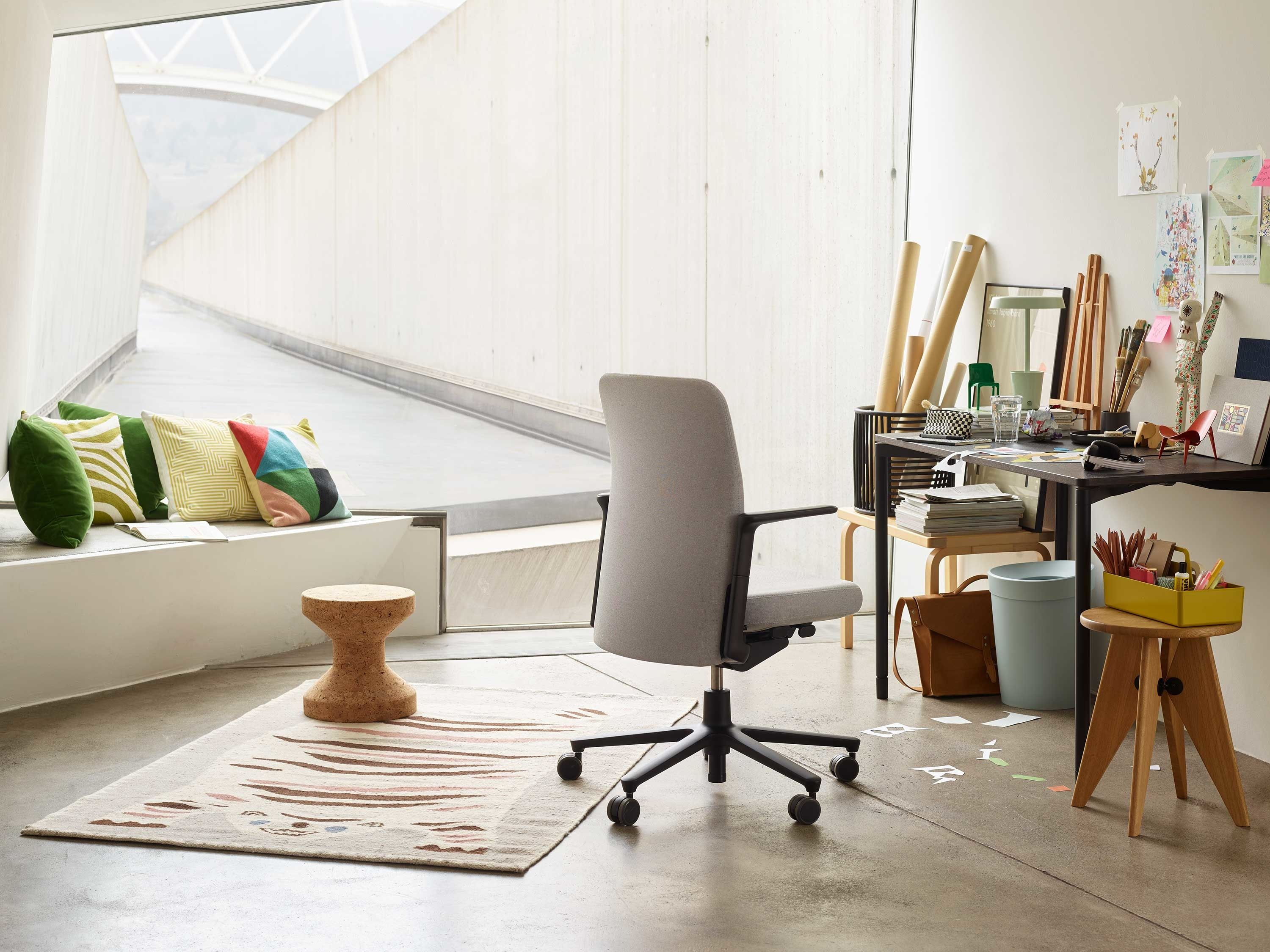 Why You Need Vitra S New Architect Roved Office Chair