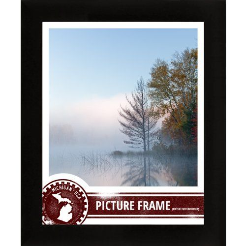 Craig Frames 1wb3bk 10 By 15inch Pictureposter Frame Smooth Finish 1inch Wide Matte Black You Can Find More Detai Poster Prints Craig Frames Picture Frames