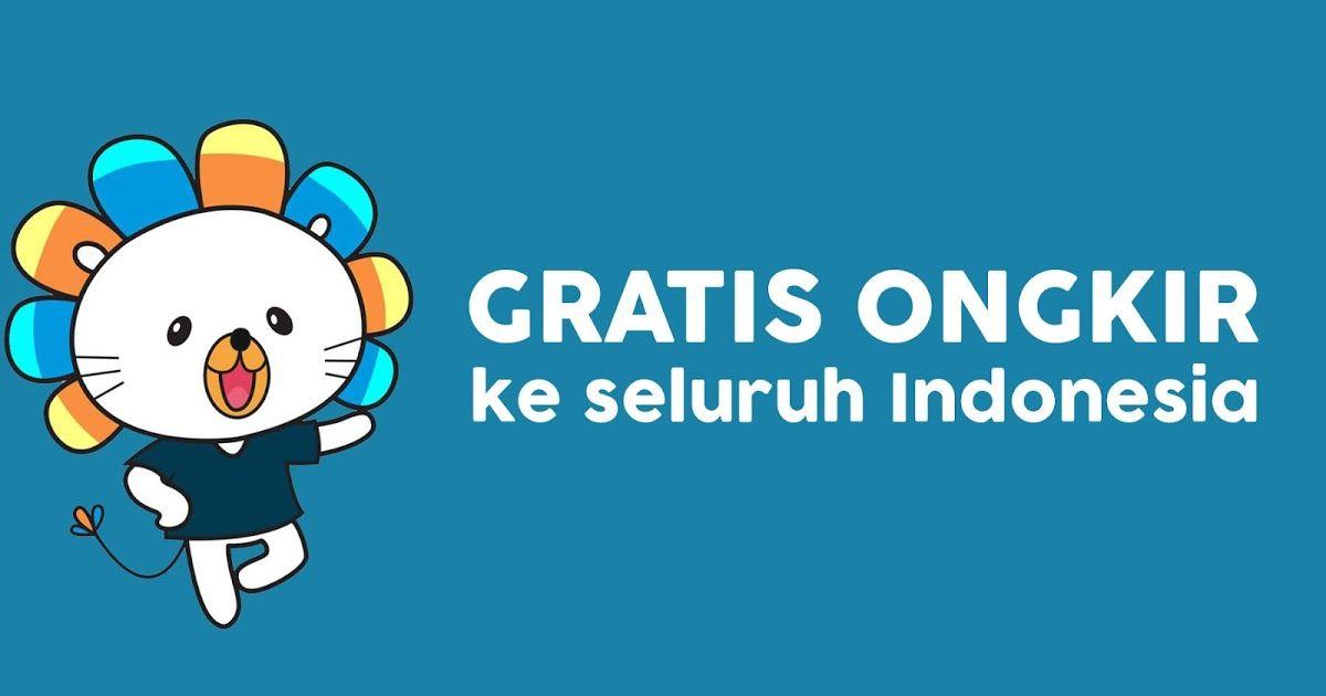 Lazada Menawarkan Pengiriman Gratis Ke Seluruh Wilayah Indonesia Berdasarkan Ketentuan Minimum Pembelanjaan Berat Produk Dan Kota Bukittinggi Indonesia Produk