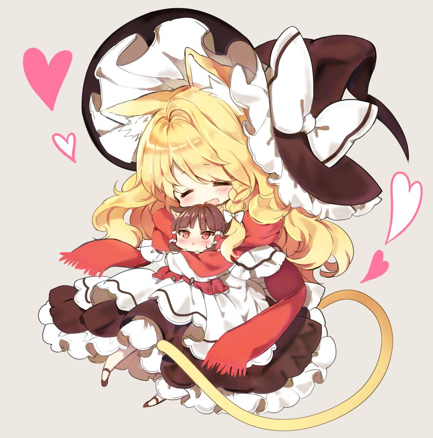 touhou project イラスト 東方 かわいい 壁紙 東方