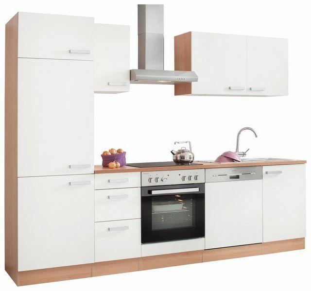 OPTIFIT Küchenzeile »Odense«, (Set), mit EGeräten, Breite