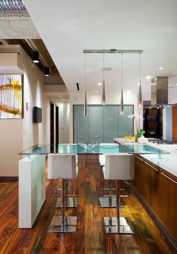 Стеклянные столы для кухни (59 фото): изящная хрупкость с ...