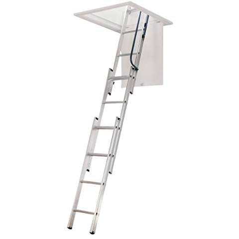 Amazon Com Pull Down Attic Ladder Attic Ladder Attic Stairs Attic Rooms