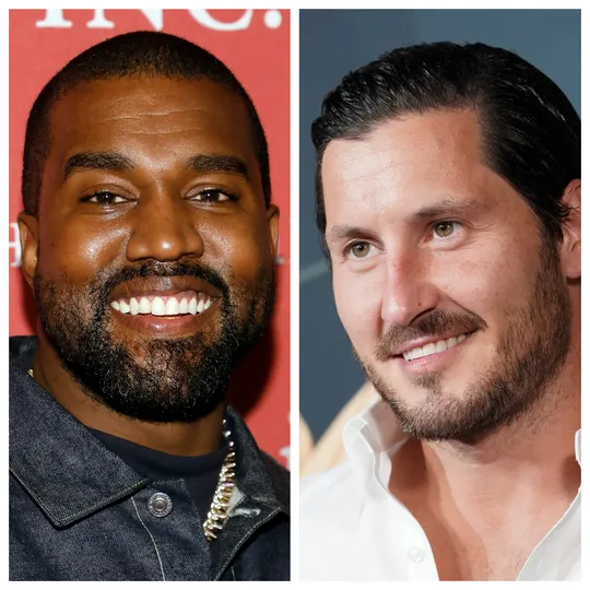 Vitorr Dancing With The Stars Pro Val Chmerkovskiy Epically Responds To Kanye S Diss Ly Dancing With The Stars Pros Val Chmerkovskiy Dancing With The Stars