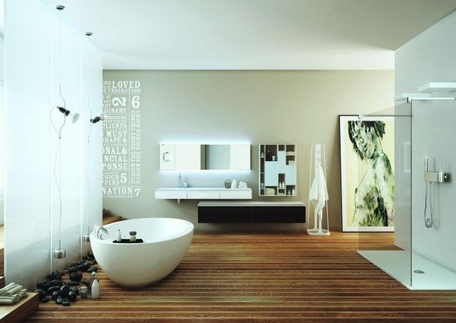 Badezimmer design holz  Bad Design Holz | gispatcher.com