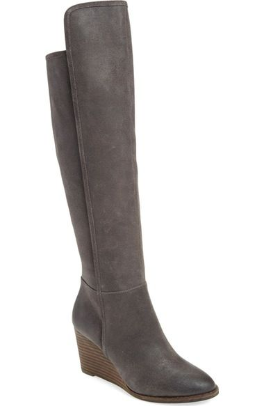Lucky Brand 'Valeriy' Tall Boot (Women) available at #Nordstrom